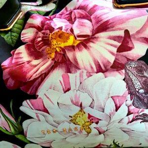 Ted Baker Nylon Flower Print Handbag